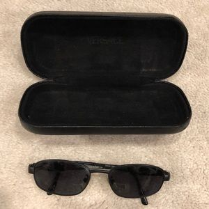 Vintage Gianni Versace Sunglasses and Case